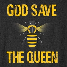 God Save The Queen T-Shirts