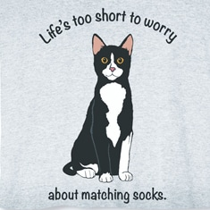 Matching Socks T-Shirt