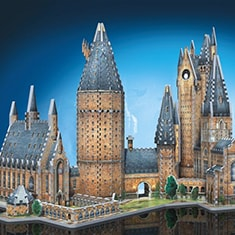 Harry Potter Hogwarts Castle 3-D Puzzles- Astronomy Tower