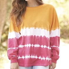 Tie Dye Jersey Long Sleeve