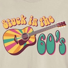 Stuck In The Decades Shirts