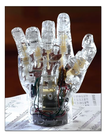Photo of Robot Hand