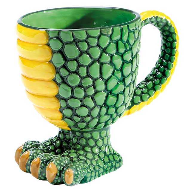 dragon footed coffee mug in 14 ounce porcelain at what on