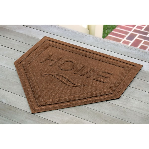 Homeplate Floor Mat at What on Earth | CS2412