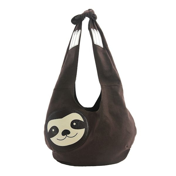 Sloth Hobo Bag Sublimated Cross Body With Shoulder Strap 1 Review 5 Stars What On Earth Ct7392