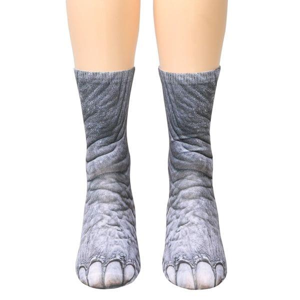 c0c3c110ff8 Animal Paw Crew Socks