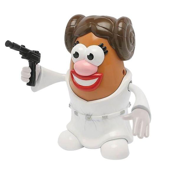mr potato head star wars figures leia what on earth cv9992