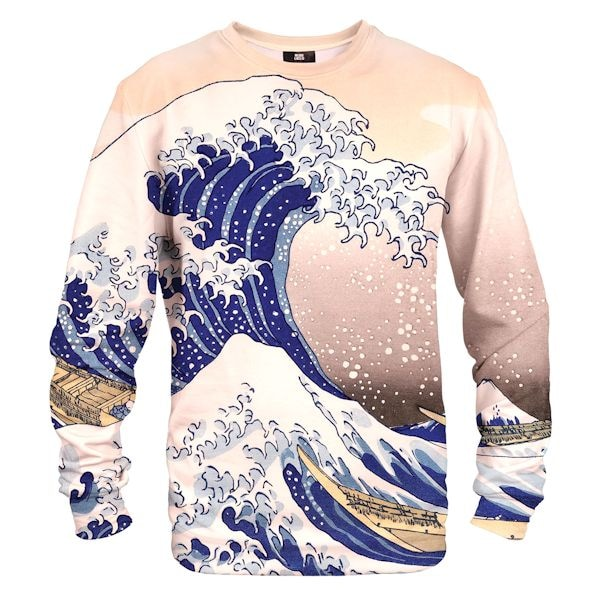 5f54bf4784d0f Great Wave Off Kanagawa Shirts | What on Earth | CW4256