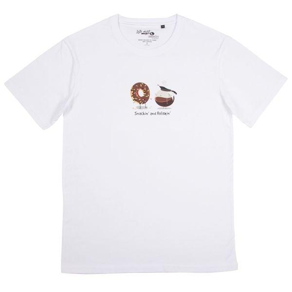0b326ebba15b Coffee   Donut Pajama T-Shirt