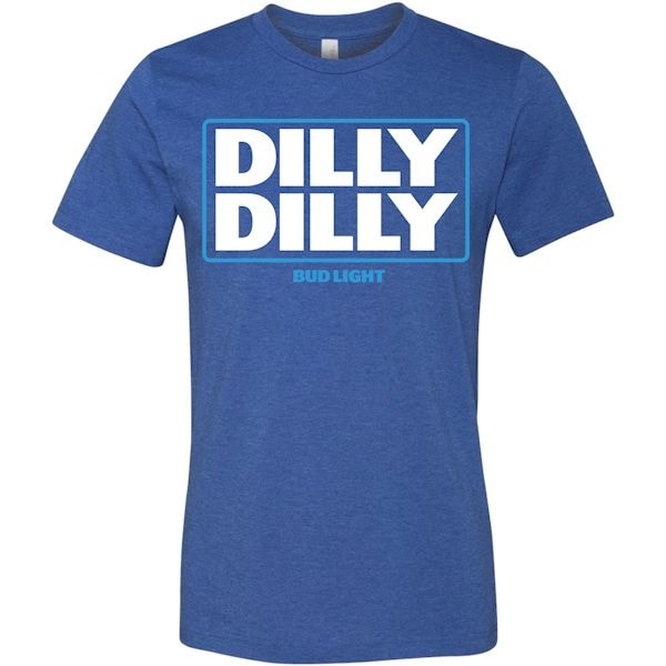 8ce49a35d Bud Light Dilly Dilly Shirts | 7 Reviews | 5 Stars | What on Earth | CW9552