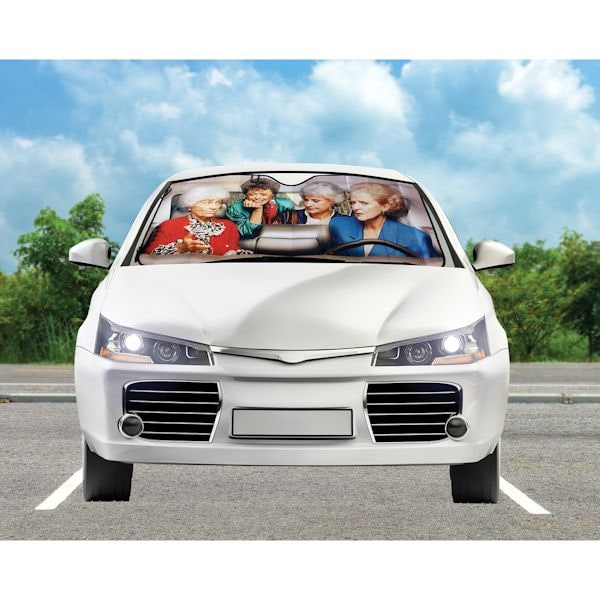 Golden Girls Car Windshield Sun Shade  eda24efd6eb