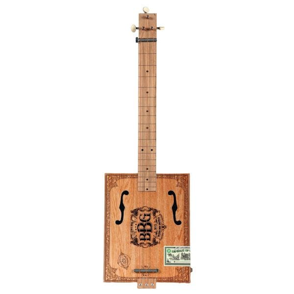 electric blues build your own cigar box guitar kit 2 reviews 5 stars what on earth cx1642. Black Bedroom Furniture Sets. Home Design Ideas