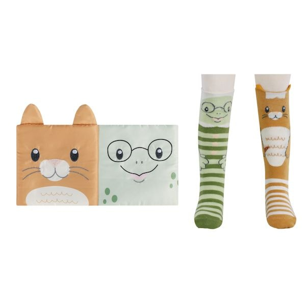 7ecef7a5a Storytime Sock and Book Set