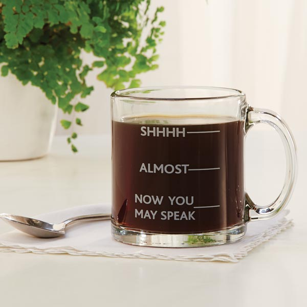 Now You May Speak Coffee Mug  79 Stars What On Earth Hr1512