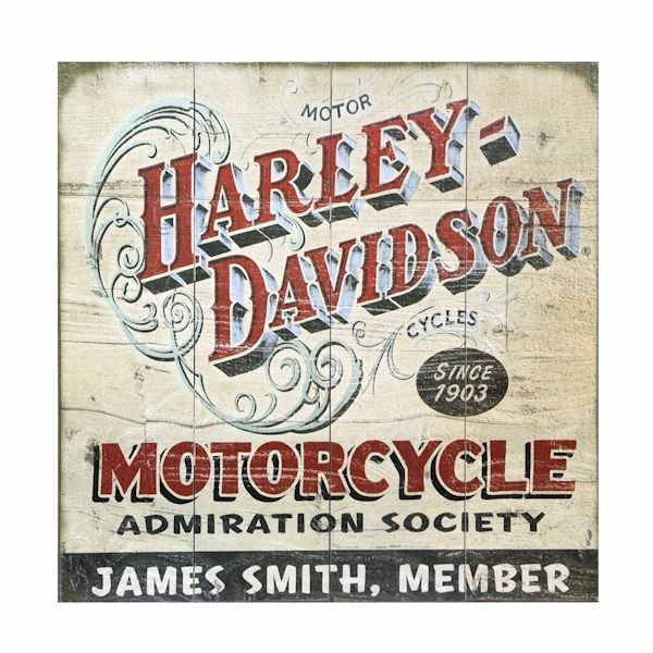 Personalized Harley Davidson® Motorcycle  Part 68