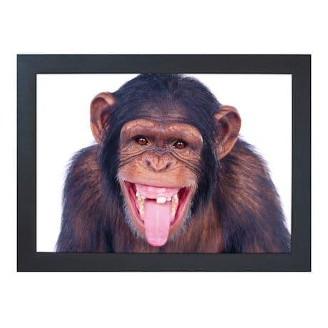 Laughing Chimp Lap Desk