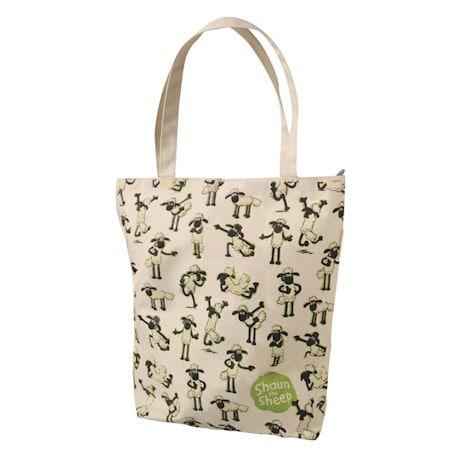 Shaun The Sheep Tote Bags