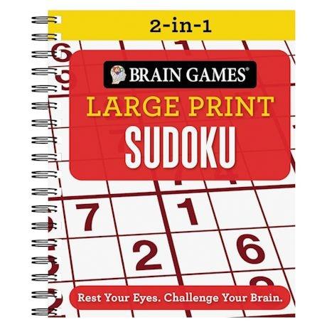 Large-Print Gamebooks