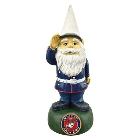 Garden Gnomes For Those Who Serve