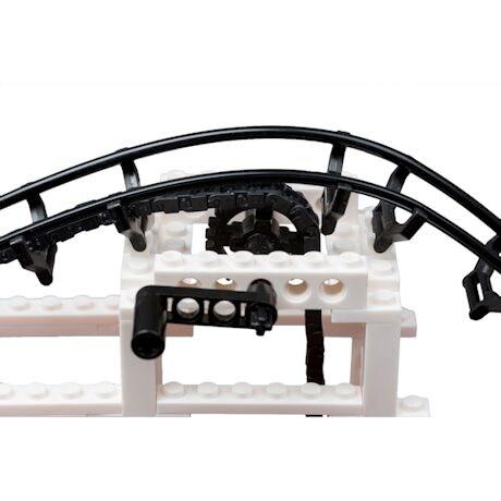 Automatic Roller Coast Building Blocks Motor