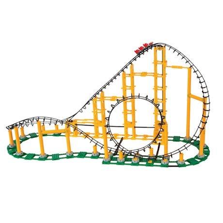 Roller Coaster Building Block Kits