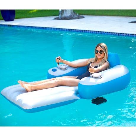 Motorized Pool Lounger