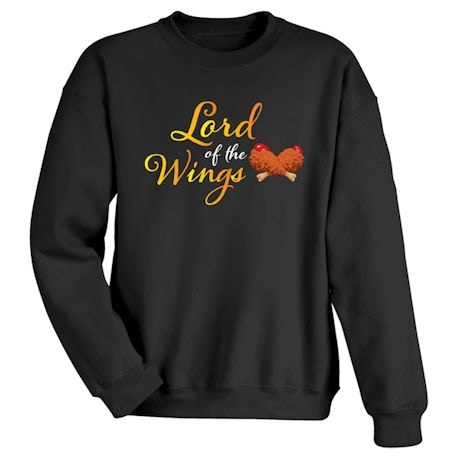 Lord Of The Wings T-Shirts