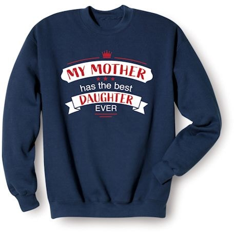 Best Family Members Shirts - Mother/Daughter