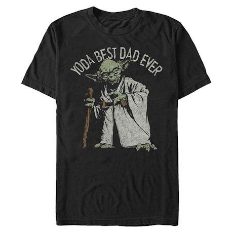 Yoda Best Dad T-Shirts