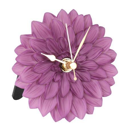 Flower Clocks
