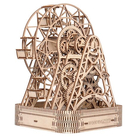 Motorized Mechanical Ferris Wheel