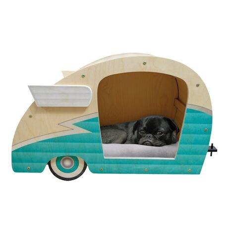 Personalized Luxury Pet Trailer Sleeper