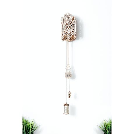 Royal Wood Clock Kit