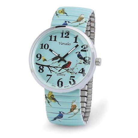 Songbird Stretch Watch