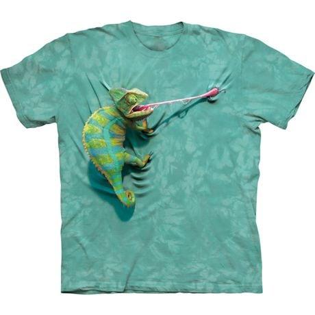 Climbing Chameleon Shirt