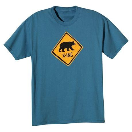 Men's Bear X-Ing Pj Shirt