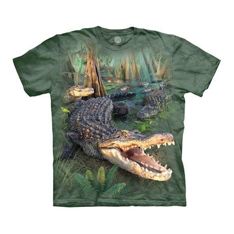 Crocodile Swamp Shirt