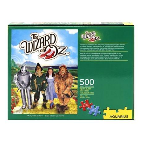 The Wizard Of Oz Pop Culture 500 Piece Puzzles