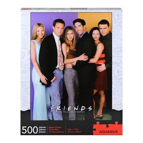 Friends Pop Culture 500 Piece Puzzle