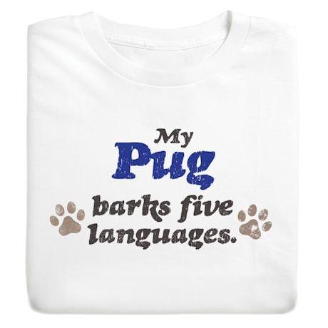 Personalized Dogs Shirts