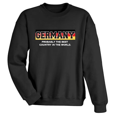 Best Country Shirts - Germany