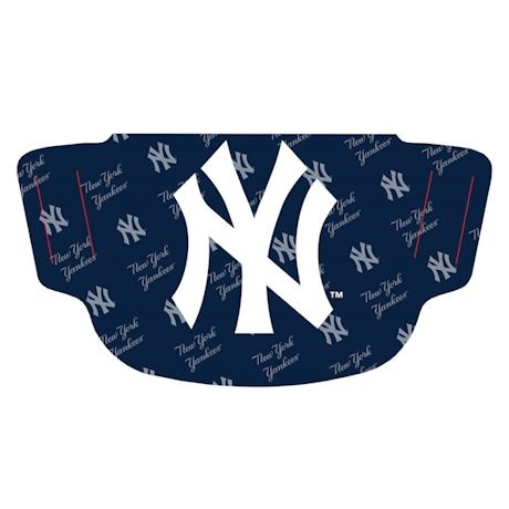 Licensed MLB Face Mask