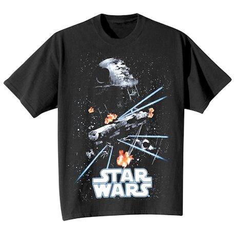 Glow-In-The-Dark Star Wars Shirt