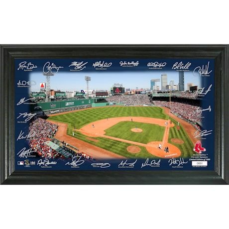 2020 MLB Signature Field Collection