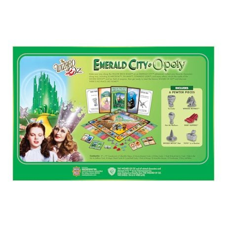 Emerald City-Opoly