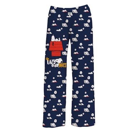 Snoopy Lazy Days Lounge Pants
