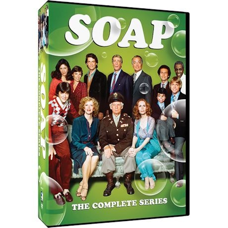 Soap The Complete Series DVD Set