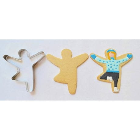 Yoga Cookie Cutter Collection