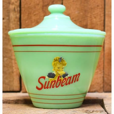 Sunbeam Bread Kitchen Accessories - Measuring Cup and Jar