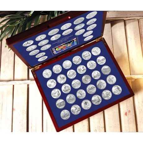 Complete State Quarters Collection
